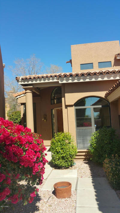 Phoenix Rental For Rent: 10859 N 11th Street