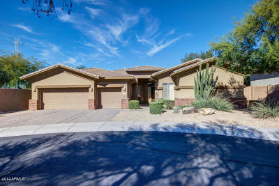 Scottsdale Single Family Home For Sale: 7906 E Rose Garden Lane