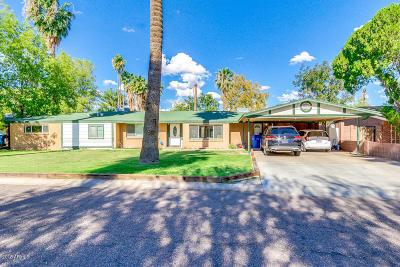 Phoenix Single Family Home For Sale: 1312 W Berridge Lane