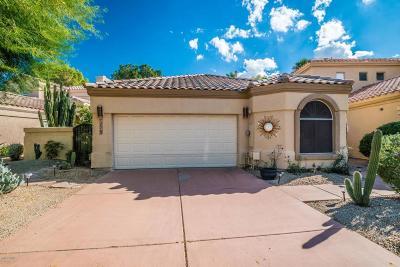 Scottsdale Single Family Home For Sale: 7879 E Desert Cove Avenue