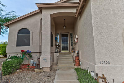 Phoenix Single Family Home For Sale: 35606 N 15th Avenue