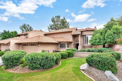 Scottsdale Single Family Home For Sale: 5419 E Piping Rock Road