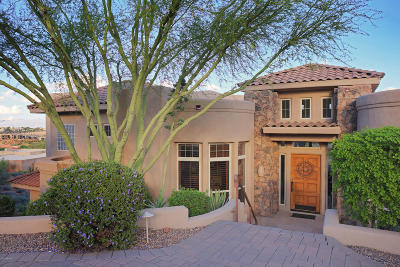Fountain Hills Single Family Home For Sale: 9607 N Copper Ridge Trail