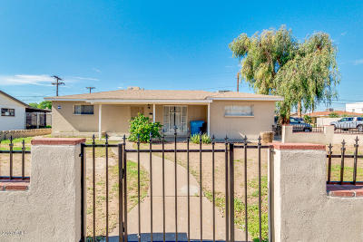 Phoenix Single Family Home For Sale: 4310 N 27th Drive