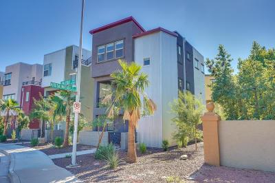 Tempe Single Family Home For Sale: 1106 E Weber Drive #1031