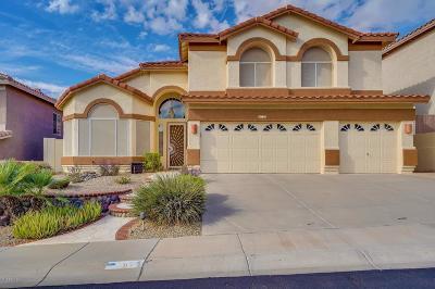 Single Family Home For Sale: 815 E Mountain Vista Drive