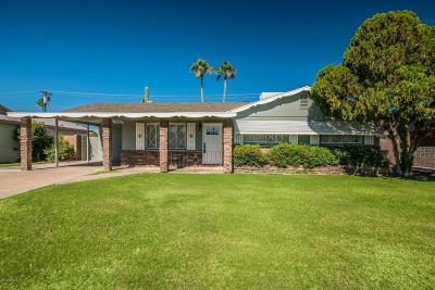 Scottsdale Single Family Home For Sale: 6908 E Willetta Street