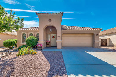 Surprise Single Family Home For Sale: 17535 W Georgia Drive