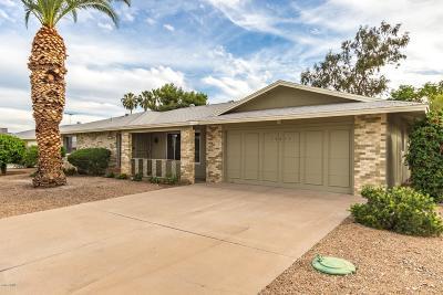 Sun City West Single Family Home For Sale: 13011 W La Terraza Drive