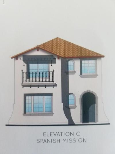 Buckeye Single Family Home For Sale: 1659 N 208th Avenue