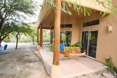 Wickenburg Single Family Home For Sale: 710 Powder House Wash Road