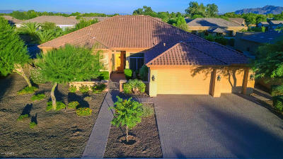 Chandler Single Family Home For Sale: 5419 S Bedford Drive