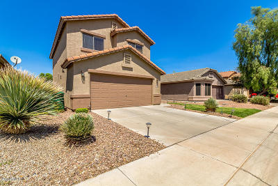 Maricopa Single Family Home For Sale: 42478 W Sunland Drive