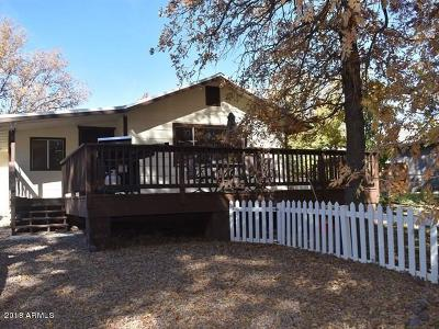 Lakeside Single Family Home For Sale: 1512 W Walnut Lane