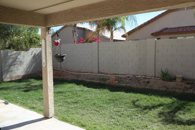 Queen Creek Single Family Home For Sale: 3731 W Belle Avenue