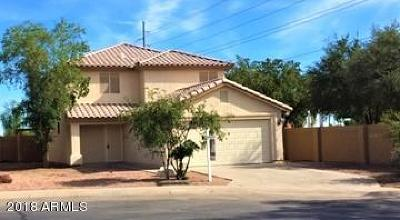 El Mirage Single Family Home For Sale: 12225 N 121st Drive