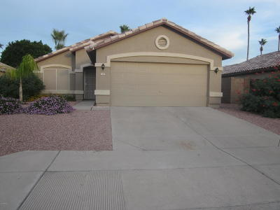 Single Family Home For Sale: 449 S 93rd Way