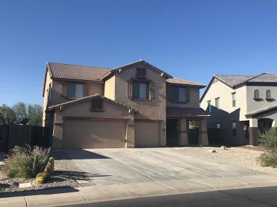 Buckeye Single Family Home For Sale: 24820 W Illini Street
