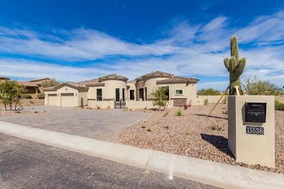 Single Family Home For Sale: 15538 E Palatial Drive