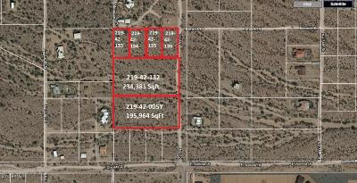 Rio Verde Residential Lots & Land For Sale: 2xxxx N 172nd Street