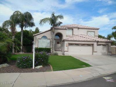Glendale Single Family Home For Sale: 6708 W Wahalla Lane