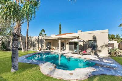 Scottsdale Single Family Home For Sale: 10025 E Windrose Drive