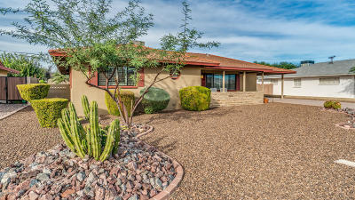Scottsdale Single Family Home For Sale: 8222 E Sheridan Street