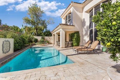 Scottsdale Single Family Home For Sale: 7667 E Krall Street