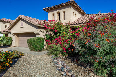 Cave Creek Single Family Home For Sale: 4224 E Desert Marigold Drive
