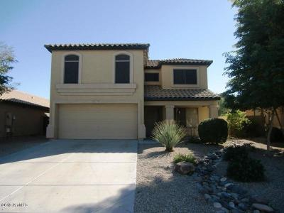 Surprise Single Family Home For Sale: 16527 W Ironwood Street