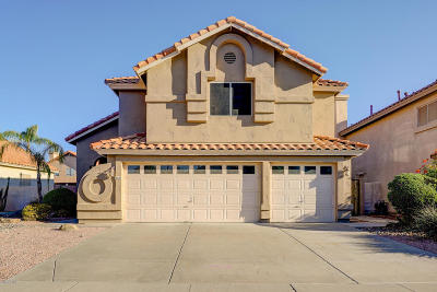 Single Family Home For Sale: 3428 E Windsong Drive