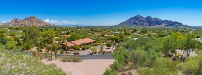 Paradise Valley Residential Lots & Land For Sale: 6854 N Hillside Drive
