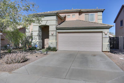 Goodyear Single Family Home For Sale: 15156 W Grant Street