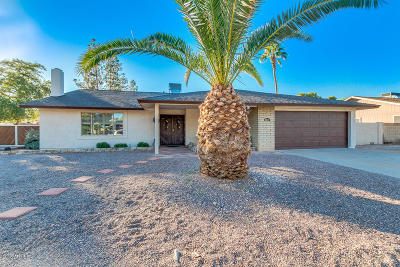 Phoenix Single Family Home For Sale: 4541 E Arapahoe Street