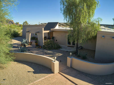 Paradise Valley Single Family Home For Sale: 3933 E Rancho Drive