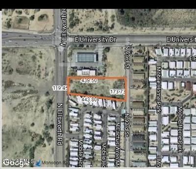 Mesa Residential Lots & Land For Sale: 245 N Ellsworth Road