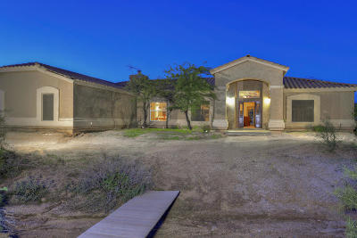 Cave Creek Single Family Home For Sale: 6032 E Skinner Drive
