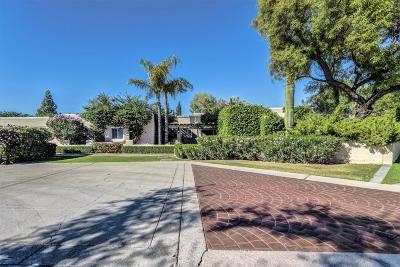 Phoenix Single Family Home For Sale: 2512 E Luke Avenue