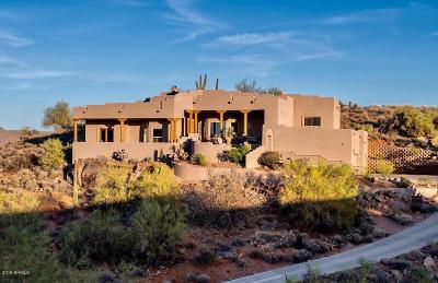 Fountain Hills Single Family Home For Sale: 16259 N Powderhorn Drive