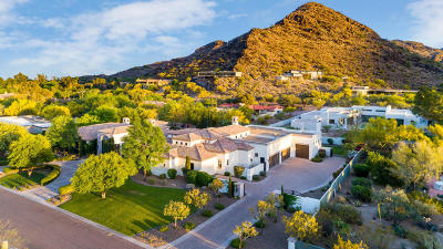 Paradise Valley Single Family Home For Sale: 5419 E Sapphire Lane