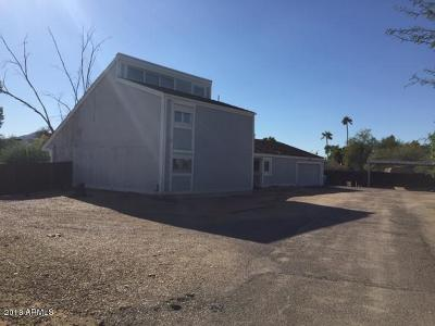 Paradise Valley Single Family Home For Sale: 10242 N 58th Street