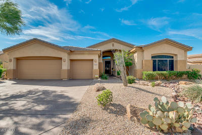 Goodyear Single Family Home For Sale: 17677 W Wind Song Avenue