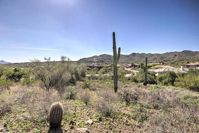 Fountain Hills Residential Lots & Land For Sale: 15420 N Cabrillo Drive