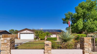 Glendale Single Family Home For Sale: 5334 W Greenway Road