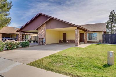 Mesa Condo/Townhouse For Sale: 3265 E Crescent Avenue