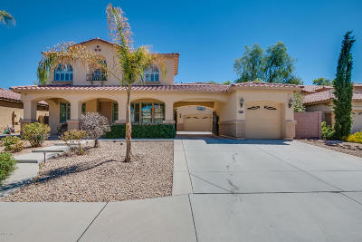 Chandler Single Family Home For Sale: 835 W Whitten Street