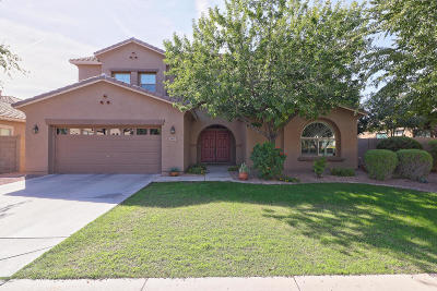 Gilbert Single Family Home For Sale: 1415 E Canyon Creek Drive
