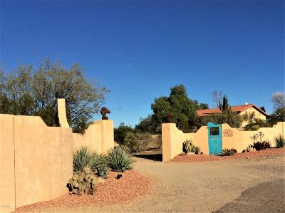Wickenburg Single Family Home For Sale: 35080 S Nine Iron Ranch Road