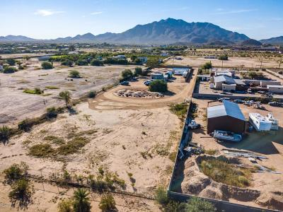 Queen Creek AZ Residential Lots & Land For Sale: $180,000