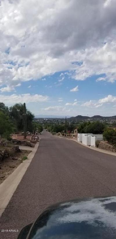 Phoenix Single Family Home For Sale: 1611 E Mission Lane